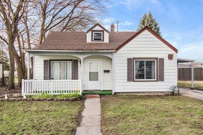 Oak Lawn Single Family Home New: 5812 Lynwood Drive