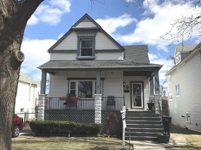Single Family Home For Sale: 4051 North Kildare Avenue