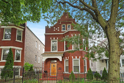Multi Family Home Contingent: 2717 South Kildare Avenue