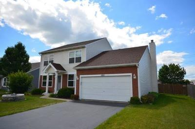 Huntley Single Family Home New: 10811 Preston Parkway