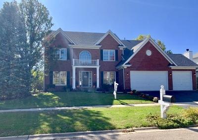 Geneva Single Family Home For Sale: 39w771 Benton Lane