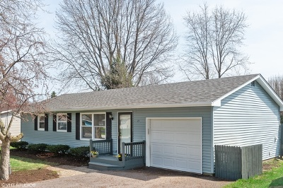 Oswego Single Family Home New: 11 Shore Court