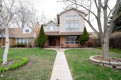Skokie Single Family Home New: 5224 Lee Street