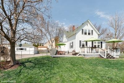 New Lenox Single Family Home For Sale: 911 North Cedar Road