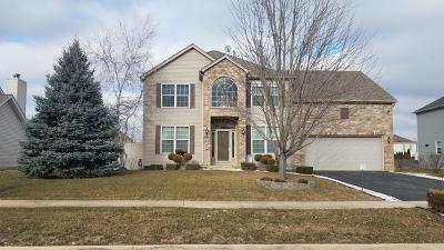 Yorkville Single Family Home New: 1001 White Plains Lane