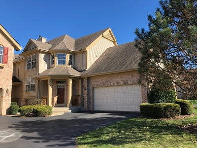 Palos Heights, Palos Hills Condo/Townhouse For Sale: 1606 Spyglass Circle #1606