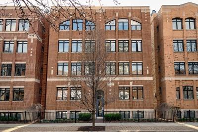 Condo/Townhouse For Sale: 2708 North Lehmann Court #1N