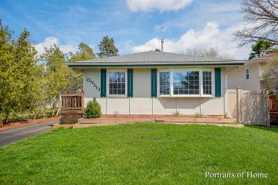 Wheaton Single Family Home New: N113 Evans Avenue