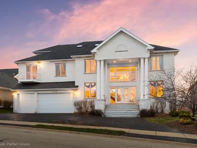 Plainfield Single Family Home Price Change: 13108 Blue Heron Cv