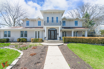 Hinsdale Single Family Home For Sale: 938 Harding Road