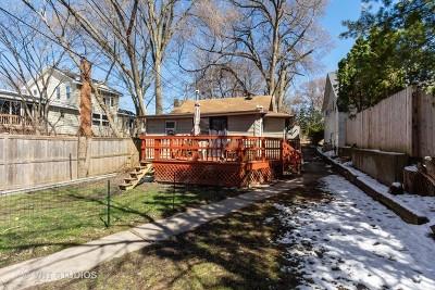 Fox Lake Single Family Home For Sale: 50 North Lake Avenue