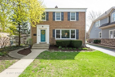 Elmhurst Single Family Home New: 415 North Larch Avenue