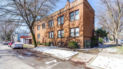 Condo/Townhouse New: 5014 North Oakley Avenue #2