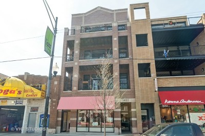 Chicago IL Condo/Townhouse New: $609,900