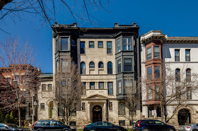 Condo/Townhouse New: 610 West Surf Street #1A