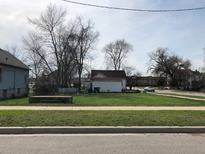 Joliet Residential Lots & Land For Sale: 413 North Eastern Avenue