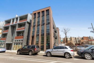 Condo/Townhouse New: 2821 North Halsted Street #3