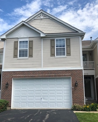 Kane County Condo/Townhouse Re-Activated: 313 Larsdotter Lane