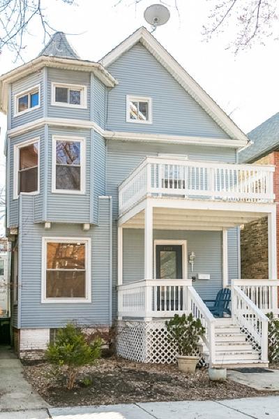 Single Family Home For Sale: 1459 West Sunnyside Avenue