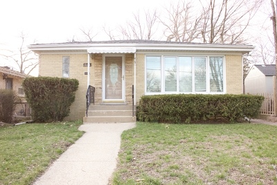 Skokie Single Family Home New: 8656 Gross Point Road
