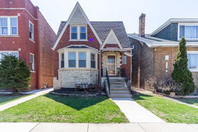 Chicago Multi Family Home New: 5153 West Melrose Street