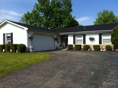 Lake Zurich Single Family Home For Sale: 110 Old Mill Grove Road