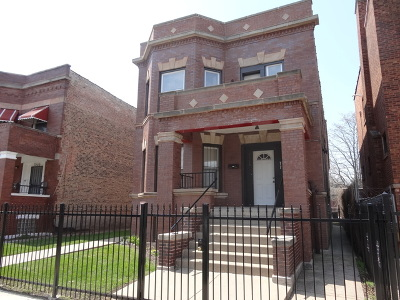 Chicago Multi Family Home New: 7316 South Emerald Avenue