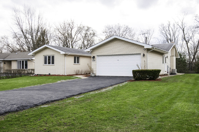 Palos Heights, Palos Hills Single Family Home For Sale: 10410 South 83rd Avenue