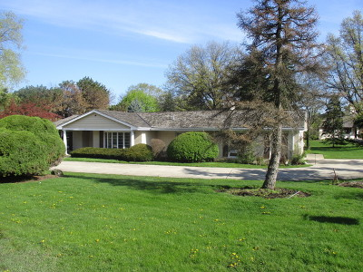 Oak Brook Single Family Home For Sale: 4 Royal Vale Drive