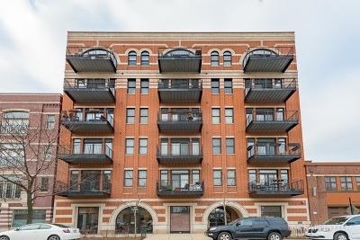 Chicago Condo/Townhouse New: 1355 West Washington Boulevard #3C