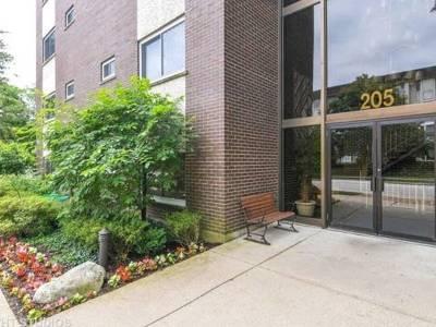 Wilmette Condo/Townhouse For Sale: 205 Ridge Road #204