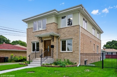 Skokie Single Family Home New: 7543 Kilbourn Avenue