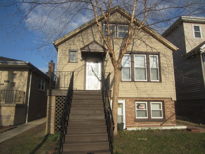 Chicago Multi Family Home New: 5235 South Parkside Avenue