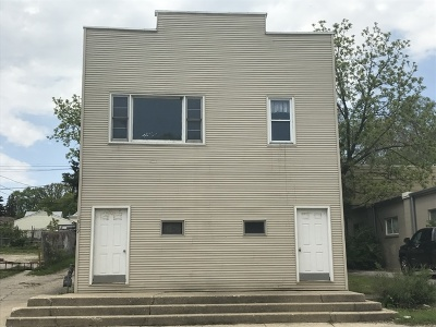 Crest Hill Multi Family Home For Sale: 1919 North Broadway Street