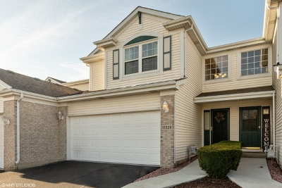 Lockport Condo/Townhouse New: 17328 Long Bow Drive
