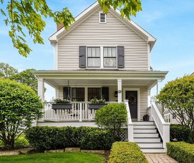 Lake Forest Single Family Home For Sale: 411 Spruce Avenue