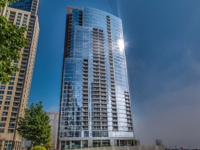Condo/Townhouse New: 450 East Waterside Drive #3101