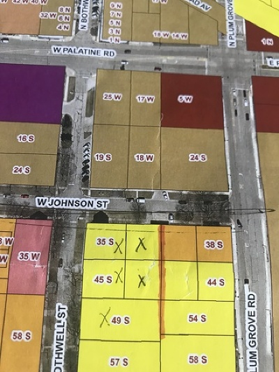 Palatine Residential Lots & Land For Sale: 49 South Bothwell Street