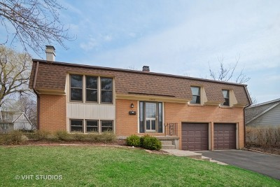 Hoffman Estates Single Family Home New: 3555 Hillside Court