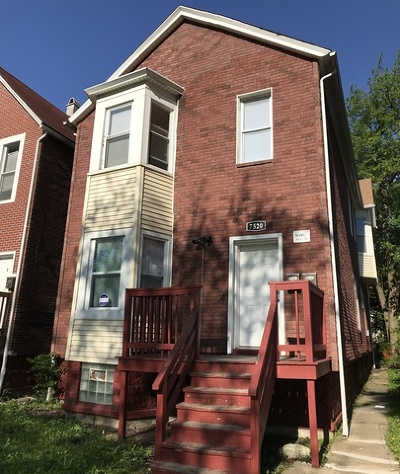 Cook County Multi Family Home New: 7520 South Ellis Avenue