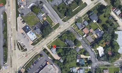 Plainfield Residential Lots & Land Auction: 23909 West Main Street