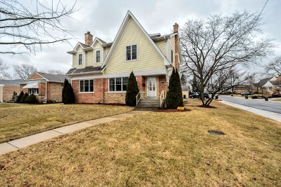 Niles Single Family Home New: 7525 West Lawler Avenue