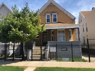 Chicago Multi Family Home New: 2135 North Kedvale Avenue