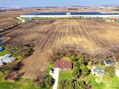 Joliet Residential Lots & Land For Sale: 2511 South Chicago Street