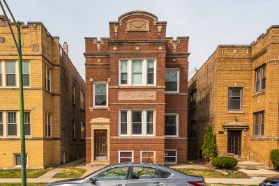 Chicago Multi Family Home New: 5736 North Campbell Avenue