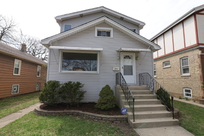 Cook County Single Family Home New: 1433 Marengo Avenue