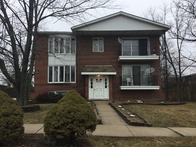 Oak Forest Multi Family Home For Sale: 5120 160th Street