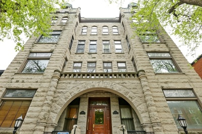 Chicago Condo/Townhouse New: 549 West Belden Avenue #4RE