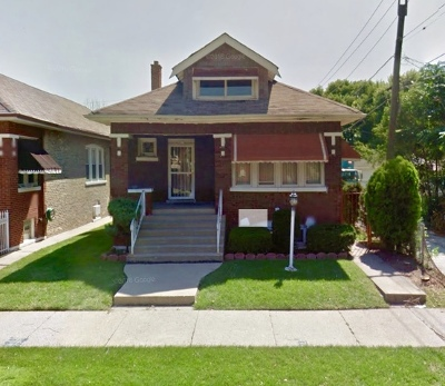 Chicago Single Family Home New: 8633 South Emerald Avenue