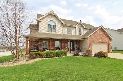 Minooka, Channahon Single Family Home For Sale: 702 O Toole Drive